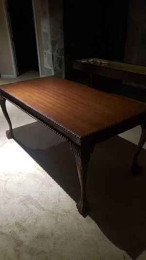 antique mahogany table for Sale in Germantown, MD