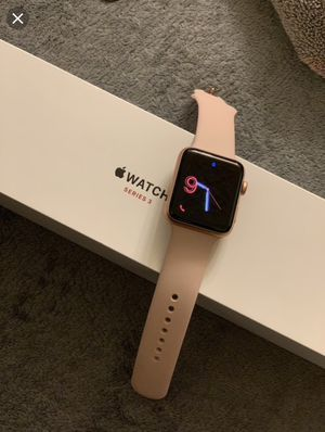 Apple watch series 3 38mm for Sale in San Francisco, CA