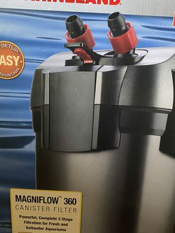 Marine Land Magniflow 360 Fish Tank Filter for Sale in Chino Hills,  CA
