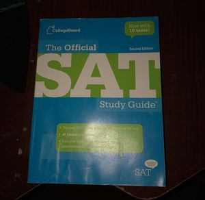 SAT Preperation Study Guide Books for Sale in Ashburn, VA
