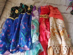 5 Disney Princess Costumes for Sale in Milton, FL