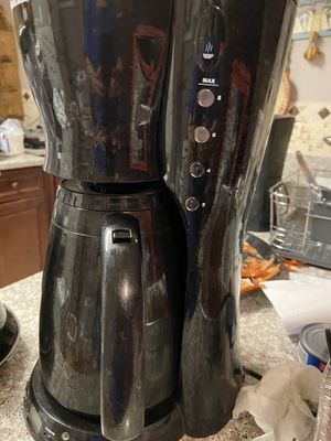 Programmable coffee maker for Sale in Herndon, VA