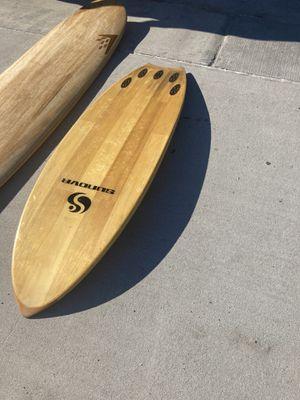 Sunova FireWire 5'8 Moon Tail fish surfboard for Sale in San Diego, CA