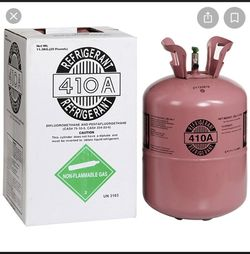 410A Refrigerant/ Freon New 25 pound jug for Sale in New Port Richey,  FL