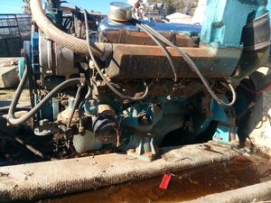 Ford motorsport omc boat full engine for Sale in Banning, CA