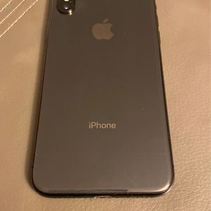 Iphone X Black Color for Sale in Corona, CA
