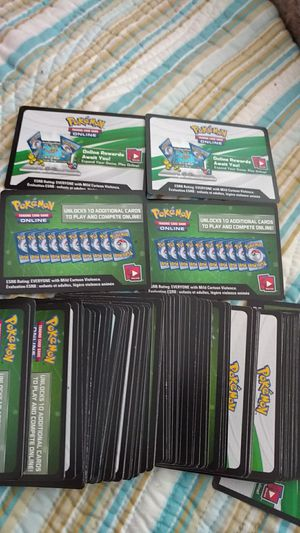 Pokemon online trading card game for Sale in Everett, WA