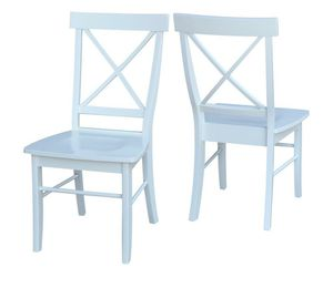 Set of 2 dining chairs for Sale in Dallas, TX