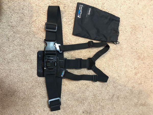 GoPro mount bundle