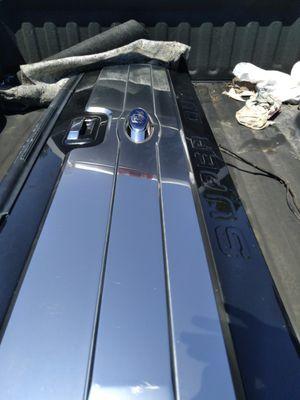 Platium tailgate step camara for Sale in Dallas, TX