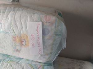 Pampers baby dry size 3 52 for $10 for Sale in Dallas, TX
