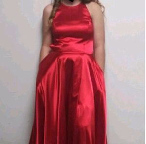 Red Sherri Hill prom/homecoming dress for Sale in Clio, MI