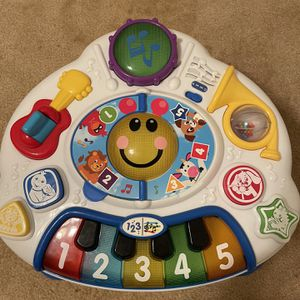 Baby Einstein Discovering Music Activity Table for Sale in Jurupa Valley, CA