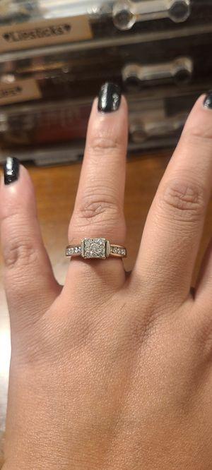 14k diamond ring for Sale in Rialto, CA