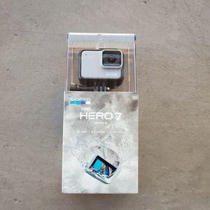 GoPro Hero 7 White Edition, New In Box for Sale in Scottsdale, AZ