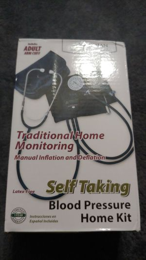 Brand New Self Taking Blood Pressure Home Kit for Sale in San Diego, CA
