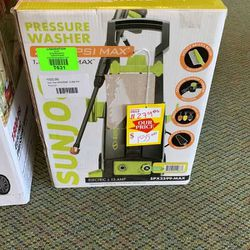SUN JOE ELECTRIC PRESSURE WASHER M PX for Sale in Houston,  TX