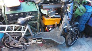 Electric bike and subrosa bmx bike for Sale in San Diego, CA