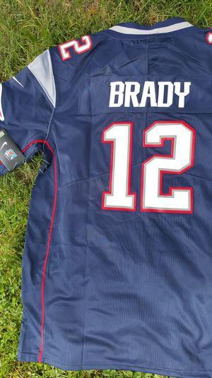 Patriots Tom Brady Jersey #12 for Sale in Las Vegas, NV