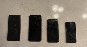 IPhone XS Max IPhone 7 Plus IPhone 7 IPhone 5 for Sale in Phoenix, AZ