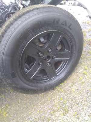 Dodge Durango rims an tires for Sale in Mabelvale, AR