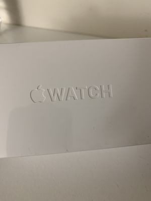 Apple Watch Series 5 - GPS, 44mm - Gold - Pink Sport Band- Brand new - Sealed for Sale in Lyons, IL