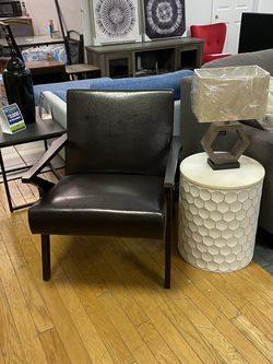 Black Accent Chair for Sale in Glendale,  AZ