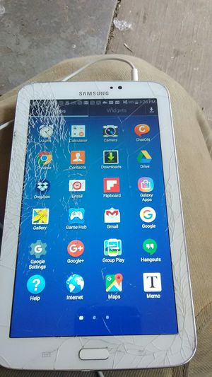 Samsung tablet for Sale in Durham, NC