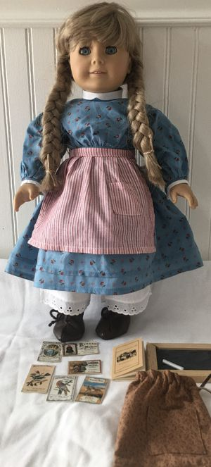 Original Kirsten American Girl doll (see pic with authentication); see pics of original clothes & accessories for Sale in Huntington Beach, CA