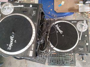 Dj equipment for Sale in Litchfield Park, AZ