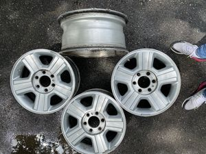 Ford F-150 Rims set of 4 Like New for Sale in Orlando, FL