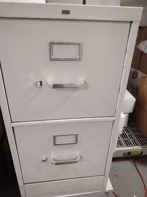 2 drawer file cabinets for Sale in Chandler, AZ