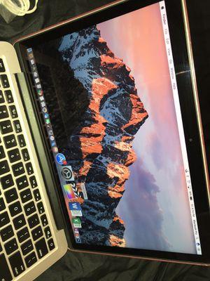 2010 Wonder MacBook Intel Core 2 Duo-2.4Ghz, 8Gb RAM, 500Gb Sata Hdd that has Sierra Mac OS with Final Cut Pro, Logic Pro X, Office, Photoshop CS6 for Sale in Monterey Park, CA