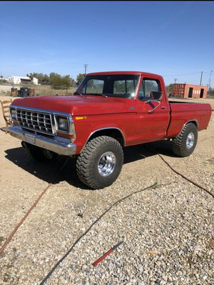 78 ford ranger f100 4x4 short bed for Sale in Rancho Cucamonga, CA