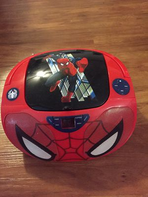 Spider-Man CD player for Sale in Atlanta, GA