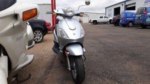 2009 Piaggio Fly 150cc (Same as Vespa 150cc) for Sale in Lubbock, TX