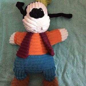 Disney Parks Goofy Dog Corduroy Plush Stuffed Animal Baby Retried for Sale in Elmont, NY