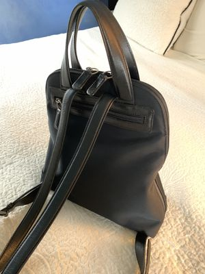 Reduced! Black Coach handbag/backpack for Sale in Scituate, MA