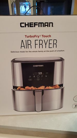 Chefman airfryer for Sale in Jackson Township, NJ