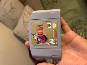 Nintendo 64 super popular games. for Sale in San Leandro, CA