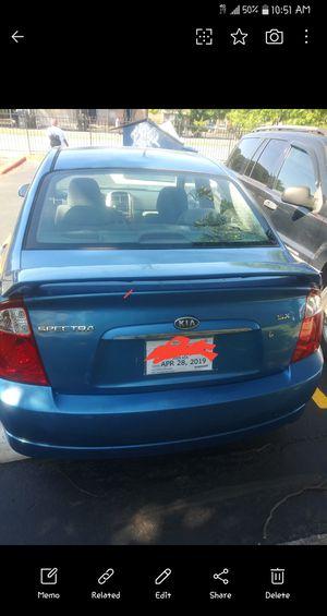 05 Kia speactra for Sale in Austin, TX