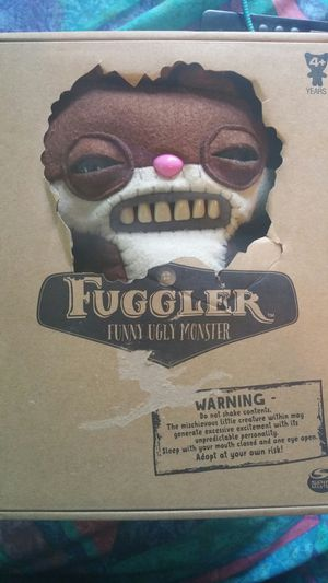 Fuggler Collection Dolls Collectable toy $20 each or $110 for all 6 figures for Sale in Compton, CA