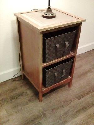 2 shelf cabinet for Sale in Fresno, CA