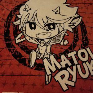 Sailor moon Throw Blanket Red Matoi ryuk for Sale in Park Ridge, IL