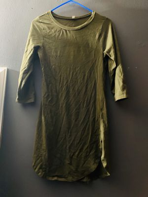 Olive green dress for Sale in Long Beach, CA