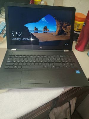 Hp laptop for Sale in Chino, CA