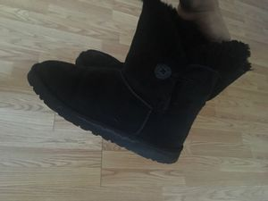 Bailey bow ugg boots for Sale in Severn, MD