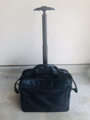 Rolling briefcase for laptop/suitcase/maleta para laptop for Sale in Katy, TX