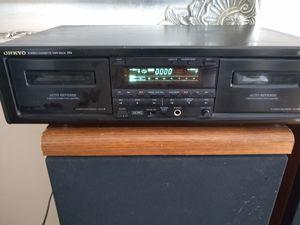 Onkyo TA RW414 Cassette Tape Deck for Sale in Lynchburg, VA