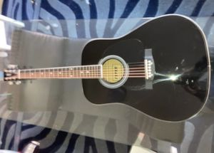 Fever Black Acoustic Guitar for Sale in Los Angeles, CA